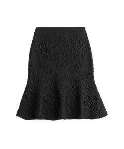 Alexander McQueen | Fluted Skirt With Wool Gr. M