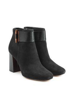 Michael Michael Kors | Suede Ankle Boots Gr. Us 10