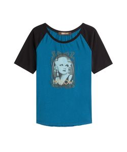 Roberto Cavalli | Printed Cotton T-Shirt Gr. It 40
