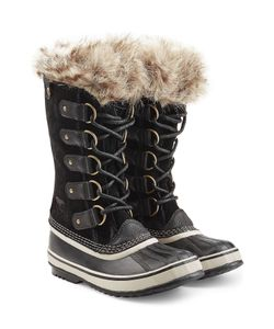 Sorel | Joan Of Arctic Tall Boots With Faux Fur Gr. Us 7