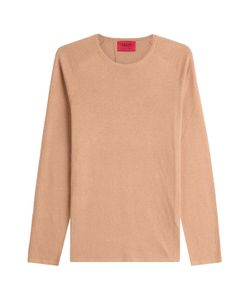 Hugo | Pullover With Cotton Silk And Cashmere Gr. S
