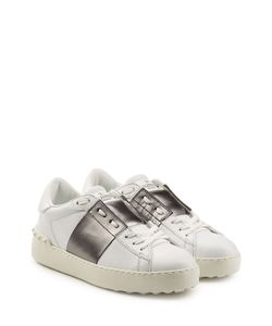Valentino | Open Leather Sneakers Gr. It 37