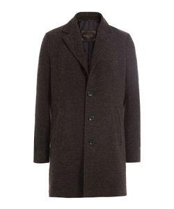 PALTÒ   Coat With Fleece Wool And Alpaca Gr. Eu 48