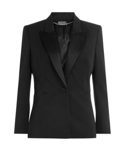 Alexander McQueen | Virgin Wool Tuxedo Blazer Gr. It 38