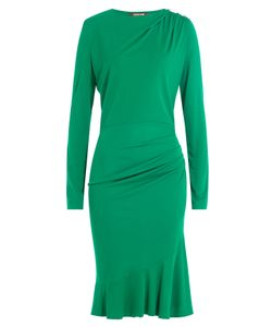 Roberto Cavalli | Draped Dress With Embellished Stars Gr. It 42