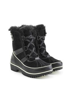 Sorel | Tivoli Ii Suede And Rubber Short Boots Gr. Us 6