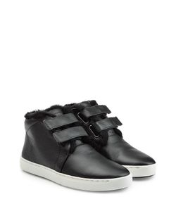Rag & Bone | Leather Sneakers With Fur Gr. It 36