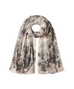 Faliero Sarti | Printed Scarf With Cashmere Gr. One Size