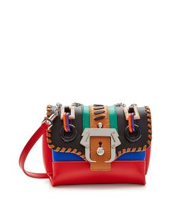 Paula Cademartori | Leather Shoulder Bag Gr. One Size