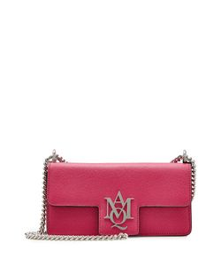 Alexander McQueen | Leather Insignia Clutch Gr. One Size