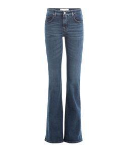 Victoria, Victoria Beckham | Flared Jeans Gr. 25