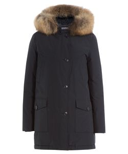 Woolrich   Arctic Parka With Fur-Trimmed Hood Gr. S