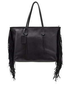 Polo Ralph Lauren | Leather Tote With Fringes Gr. One Size