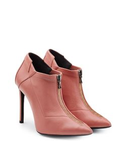 Roland Mouret | Leather Ankle Boots Gr. Eu 37