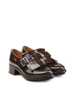 Churchs | Fringed Leather Loafer Gr. It 39