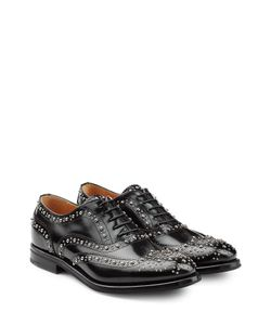 Churchs | Studded Leather Brogues Gr. It 36