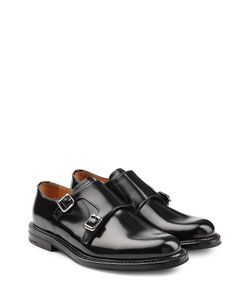 Churchs | Leather Monk Shoes Gr. It 36