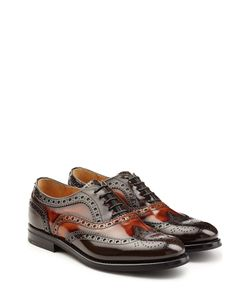 Churchs | Glossy Leather Brogues Gr. It 38