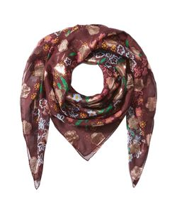 Burberry | Printed Silk Scarf Gr. One Size