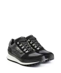 Dsquared2 | Sneakers With Mesh Leather And Suede Gr. Eu 40