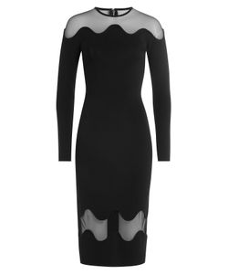 David Koma | Dress With Sheer Panels Gr. Uk 6
