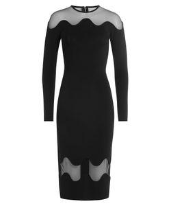 David Koma | Dress With Sheer Panels Gr. Uk 6