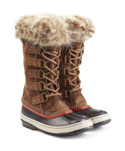 Sorel | Joan Of Arctic Tall Boots With Faux Fur Gr. Us 8