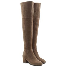 Steffen Schraut | Suede Over The Knee Boots Gr. It 39