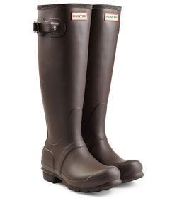 Hunter   Tall Wellington Boots Gr. Uk 7