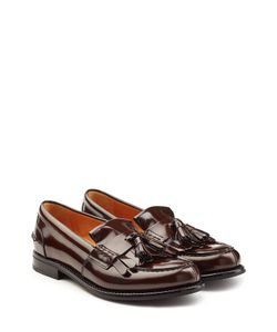 Churchs | Leather Loafers With Tassels Gr. It 395