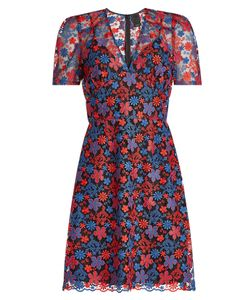 Anna Sui | Embroidered Dress Gr. Us 6