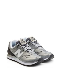 New Balance | Sneakers With Leather Gr. Us 6