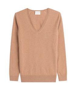 Claudia Schiffer for TSE   Cashmere Pullover Gr. S