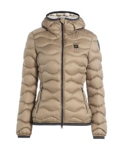 Blauer | Wave Quilted Down Jacket Gr. S