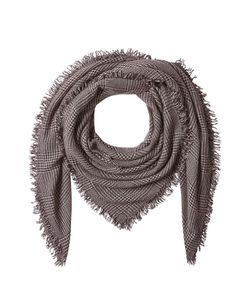 Faliero Sarti | Printed Scarf With Virgin Wool Cashmere And Silk Gr. One Size