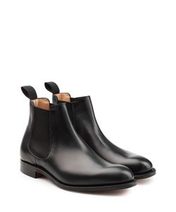 Churchs | Leather Ankle Boots Gr. Uk 9