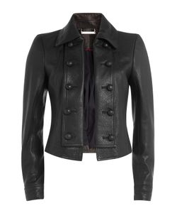 Diane Von Furstenberg | Leather Jacket Gr. M