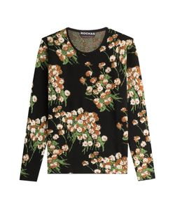 Rochas | Printed Pullover Gr. It 38