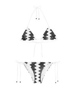 Missoni Mare | Chevron Knit Triangle Bikini Gr. It 40