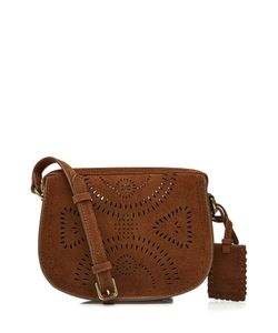 Polo Ralph Lauren | Suede Shoulder Bag Gr. One Size