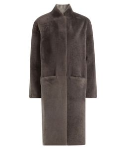 INÈS & MARÉCHAL | Shearling Coat Gr. Fr 40