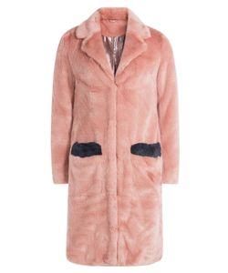 SHRIMPS | Faux Fur Coat Gr. Us 6