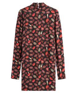Just Cavalli | Printed Dress Gr. It 38