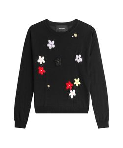 Simone Rocha | Pullover With Merino Wool Silk And Cashmere Gr. M