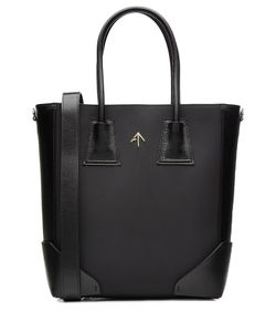 Manu Atelier | Leather Shopper Tote Gr. One Size