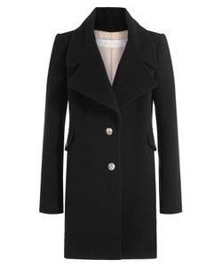 See By Chloe | Wool Coat With Embossed Buttons Gr. Fr 36