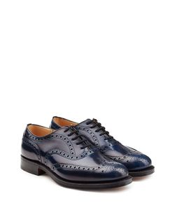 Churchs | Leather Brogue Lace-Ups Gr. Uk 95