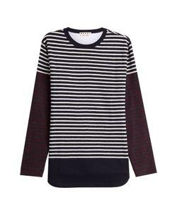 Marni | Striped Wool Pullover Gr. Eu 48