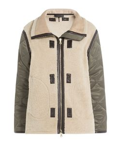 Rag & Bone | Mixed-Media Shearling Coat Gr. S