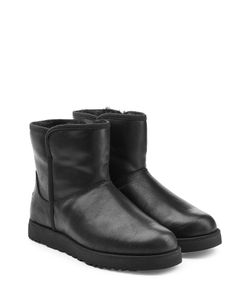 UGG Australia | Classic Short Leather Boots Gr. Us 7
